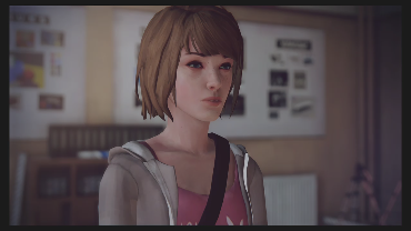 angelsk playing Life is Strange