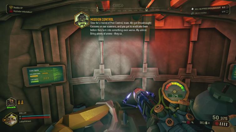 LethalStickem playing Deep Rock Galactic