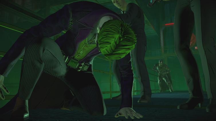 Jimbo Janglez playing Batman: The Enemy Within - The Telltale Series
