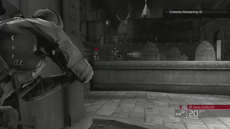 Hero Of Courage playing Tom Clancy's Splinter Cell Conviction