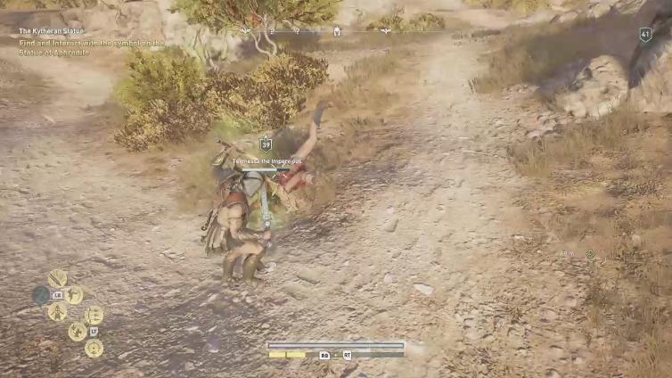 vJawza playing Assassin's Creed Odyssey
