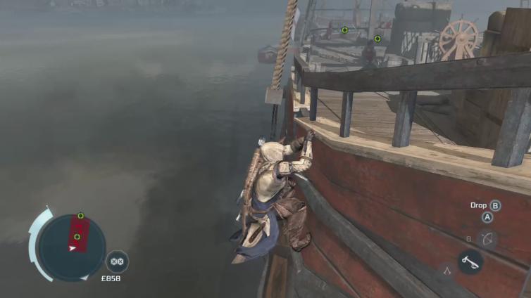 lukethepain96 playing Assassin's Creed III