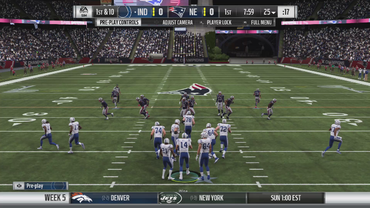 xDWISEx playing Madden NFL 19