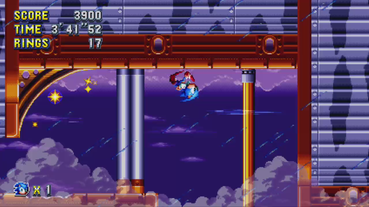 Xbox Sonic Mania gameplay, Achievements, Xbox clips, Gifs, and